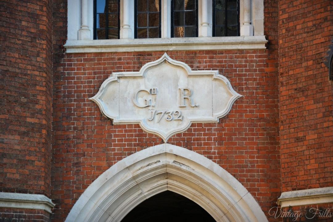 Hampton Court GRII