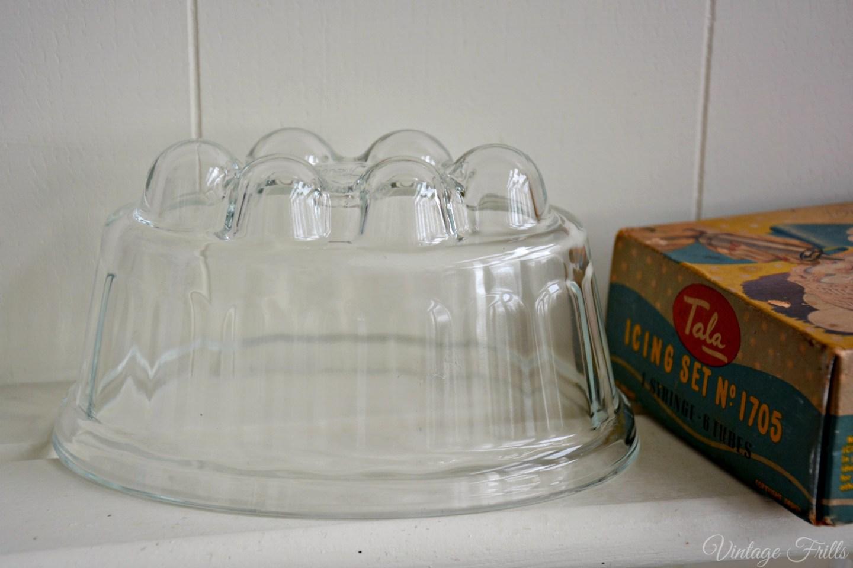 TK Maxx Tala Glass Jelly Mould