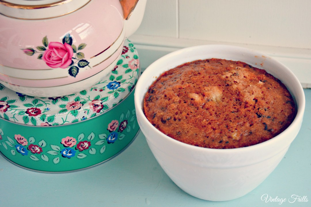Spotted Dick Recipe - Vintage Frills