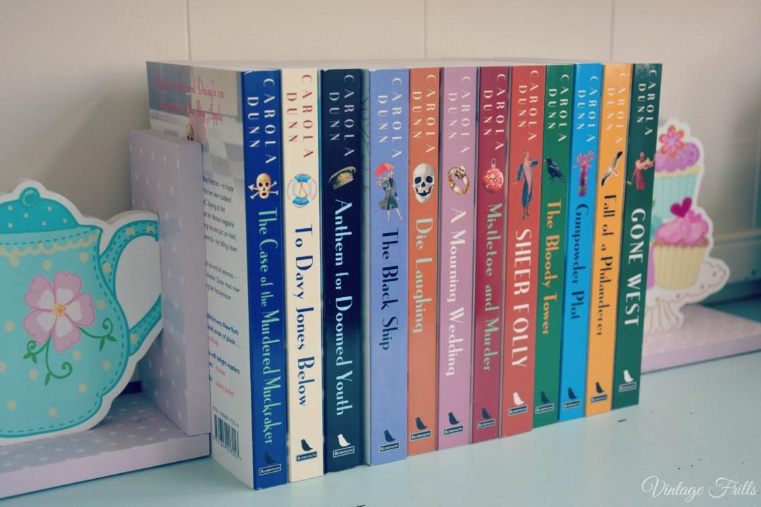 Book People Carola Dunn Collection