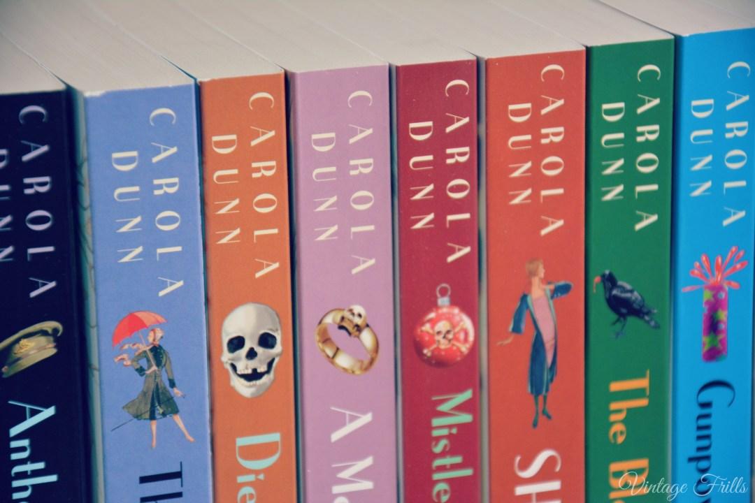 Daisy Dalrymple Books