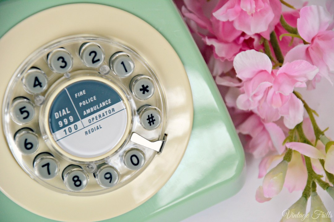 Flamingo Gifts Mint Green Phone