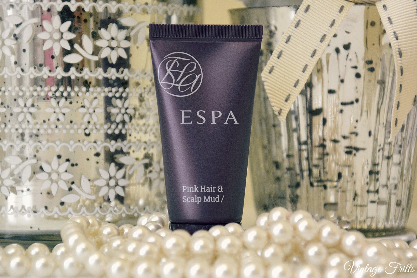 Espa Pink Hair and Scalp Mud