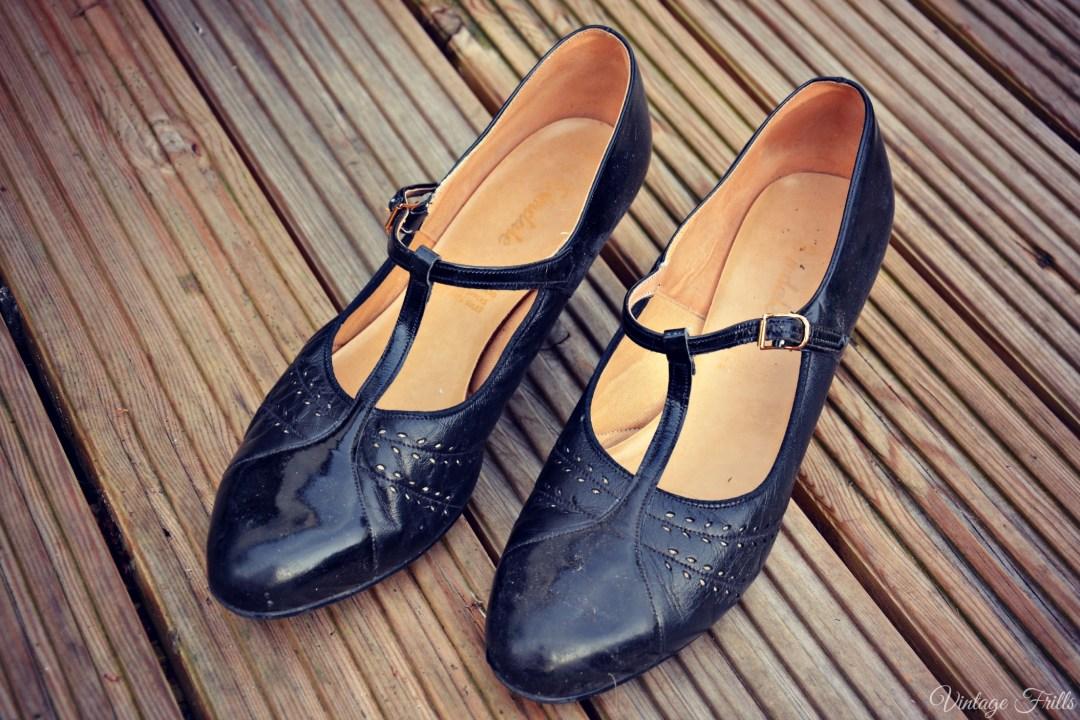 Vintage 1960s Elmdale Shoes