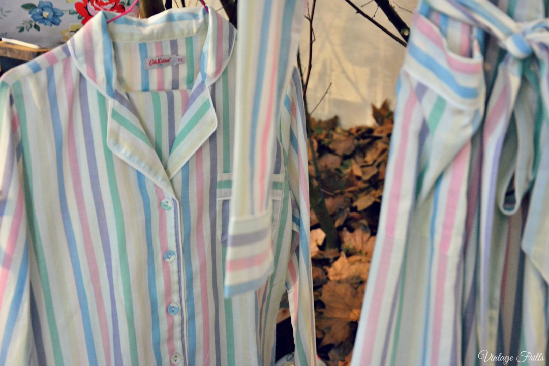 Cath Kidston AW15 Press Day - Retro Striped Pyjamas