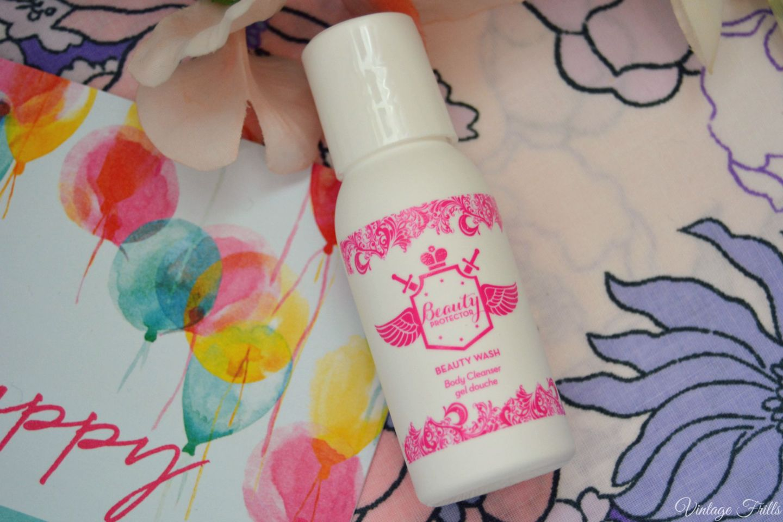 September Birchbox Beauty Protector Beauty Wash