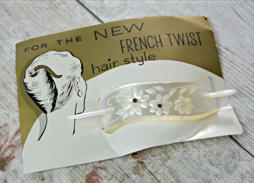 French Twist Hair Accessory