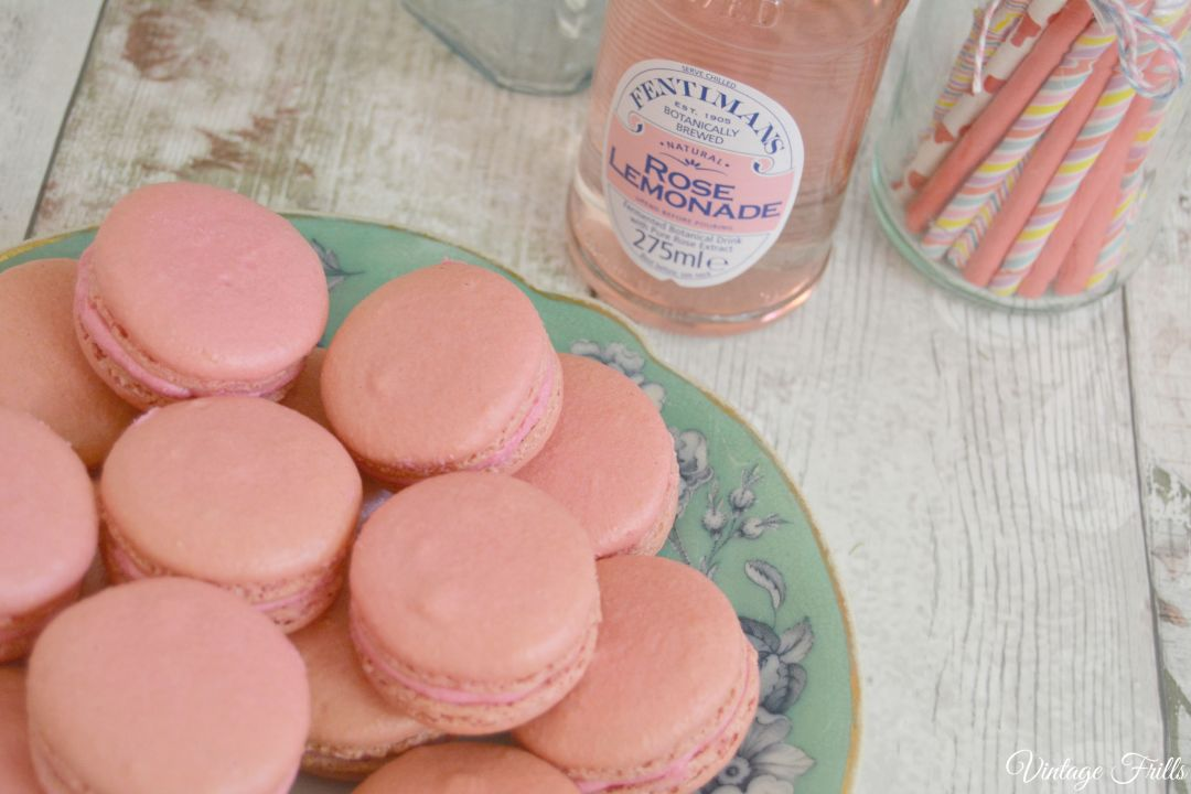 How to Make Pink Macarons