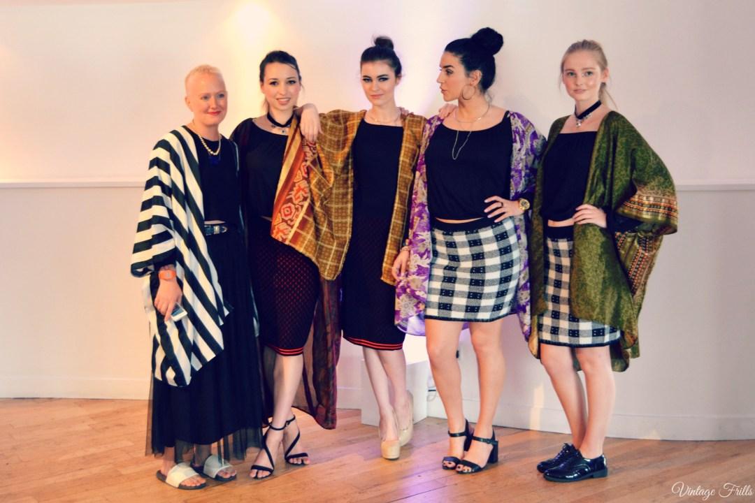 Bloggers London Fashion Week Julia Harts U Kimonos