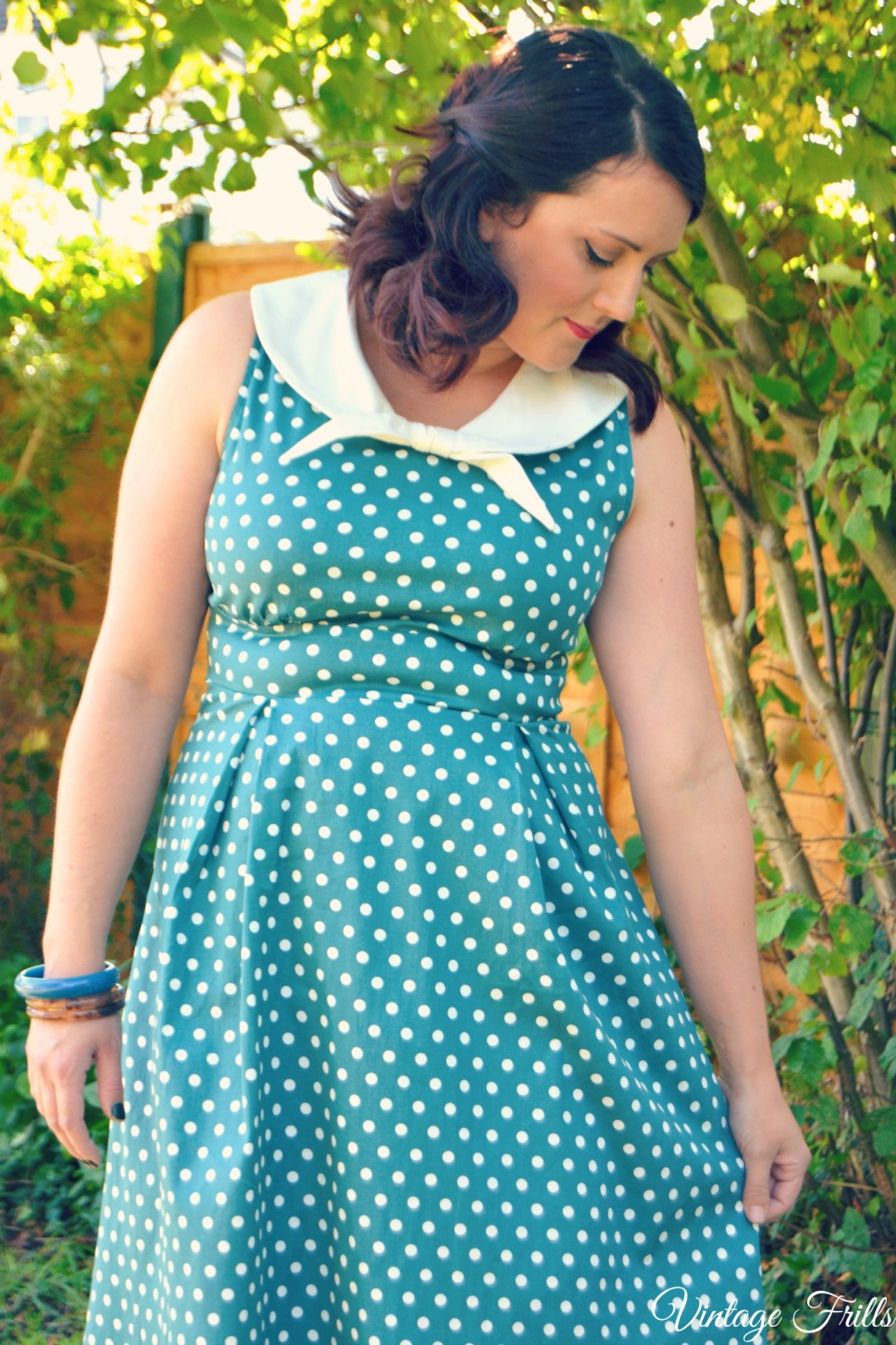 Dolly and Dotty Dress Review