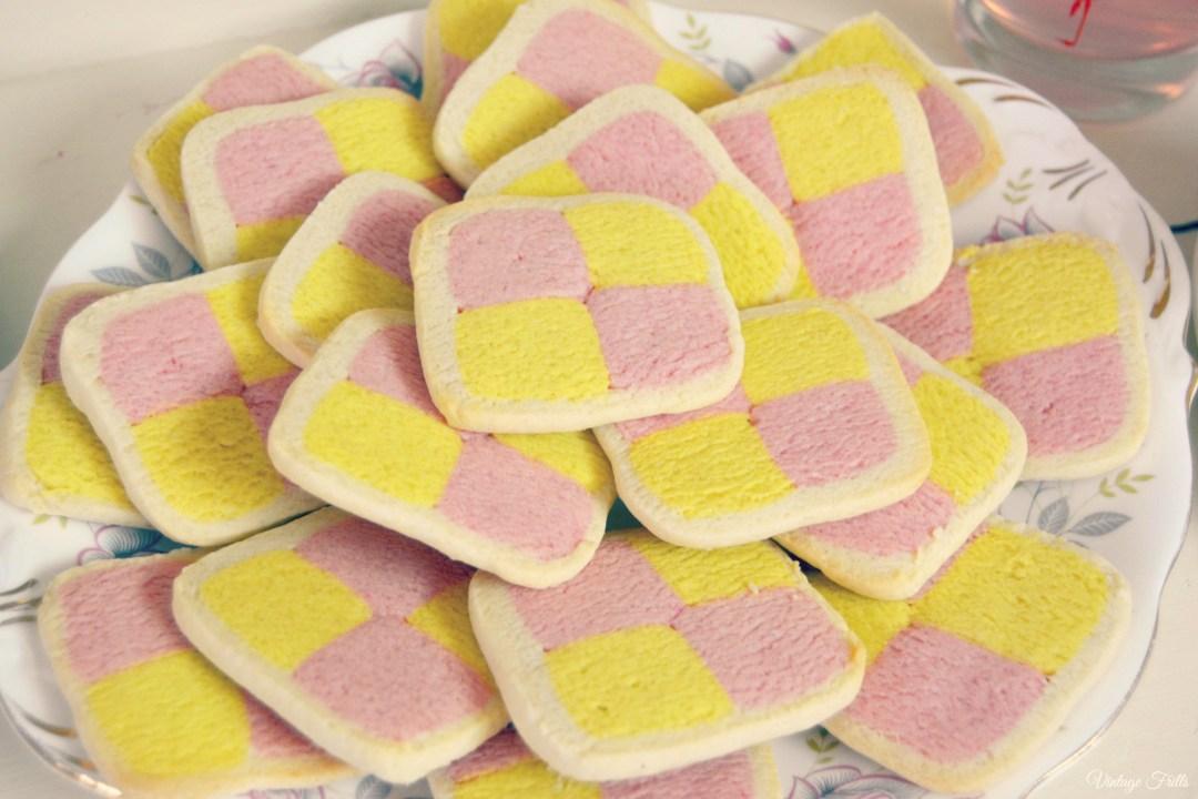 Battenberg Cookies