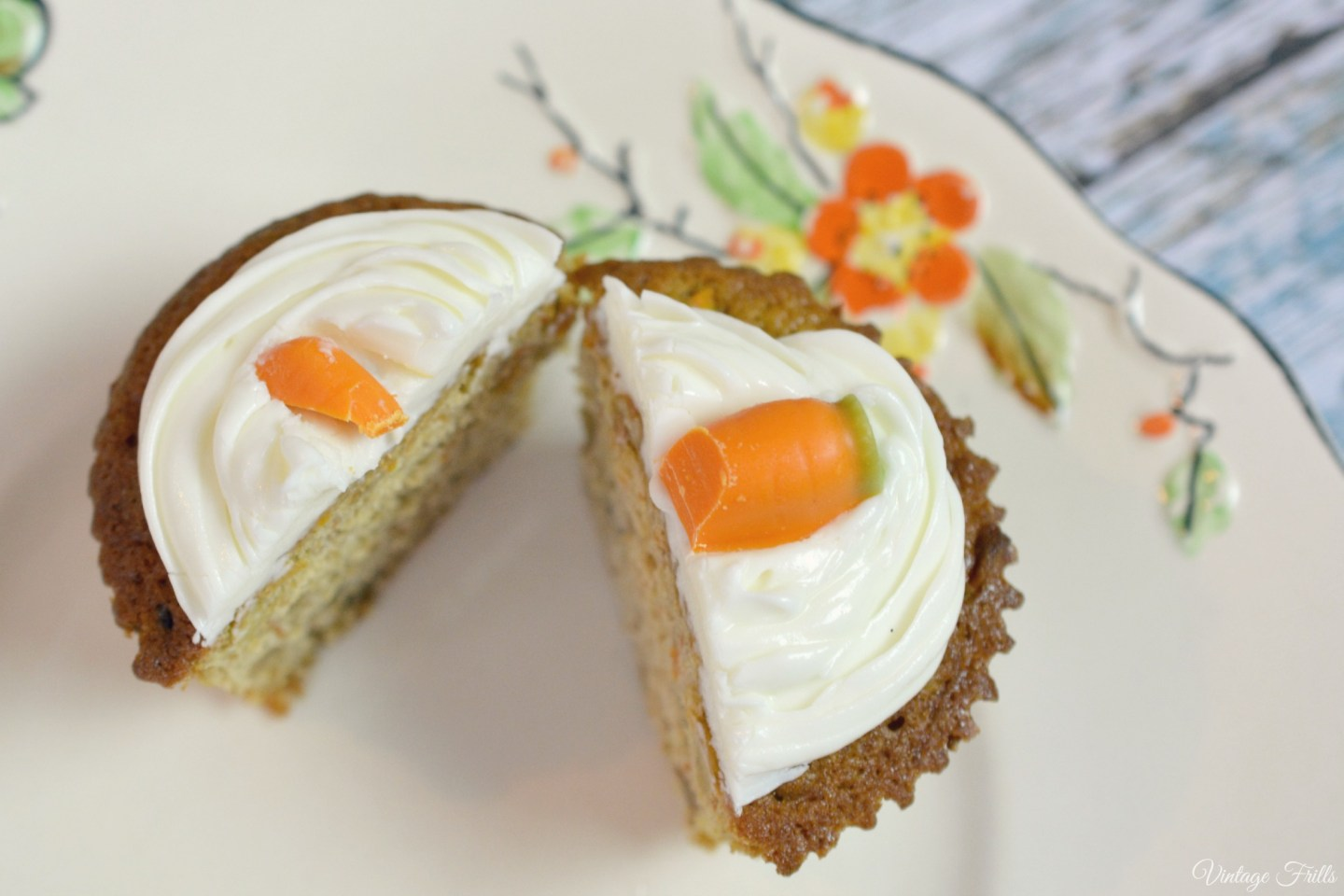 Cupcake Recipes With Spice Cake Mix
