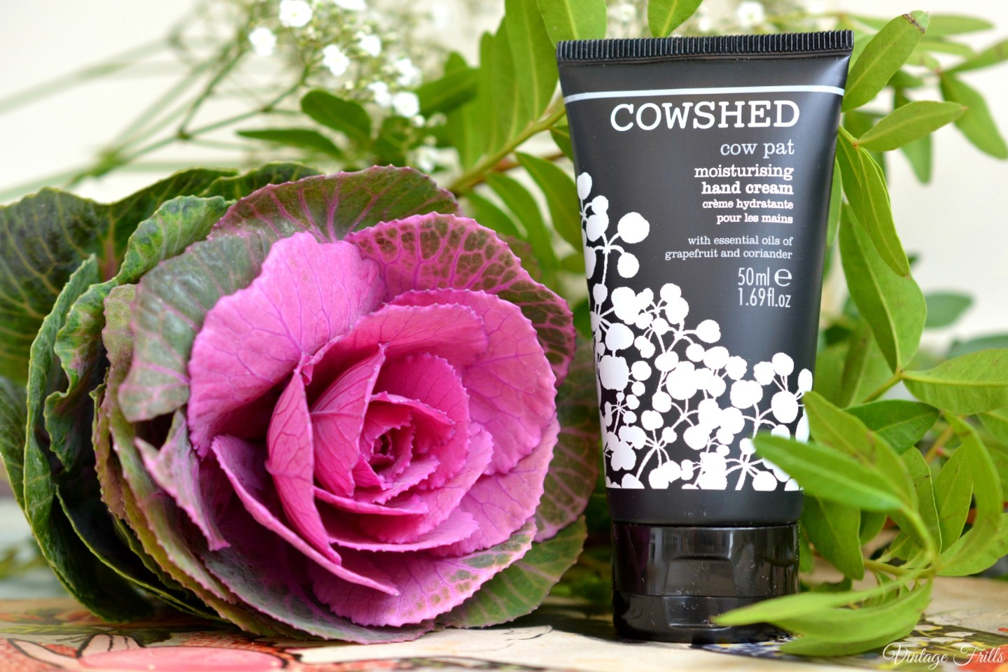 November 2015 Birchbox Review Cowshed Cow Pat Hand Cream