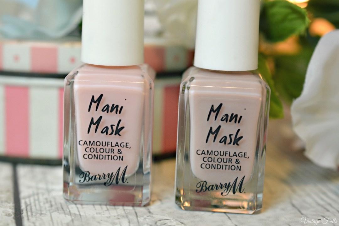 Barry M Nail Treatments Mani Mask