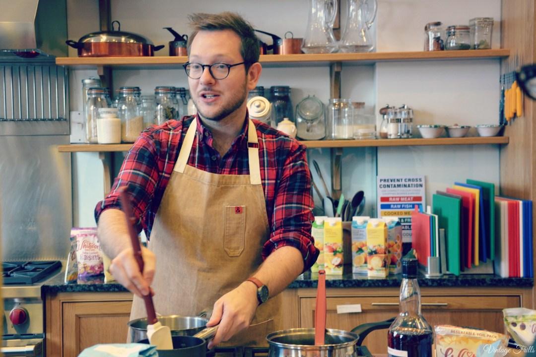Edd Kimber Baking Masterclass