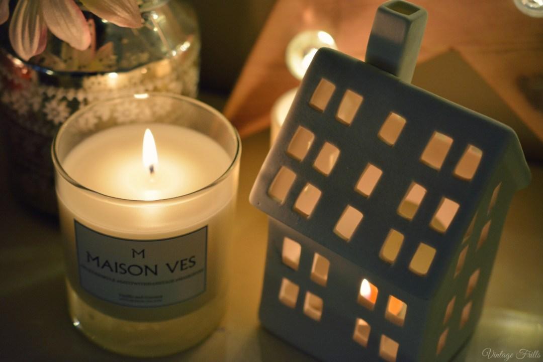 Maison Ves Candle
