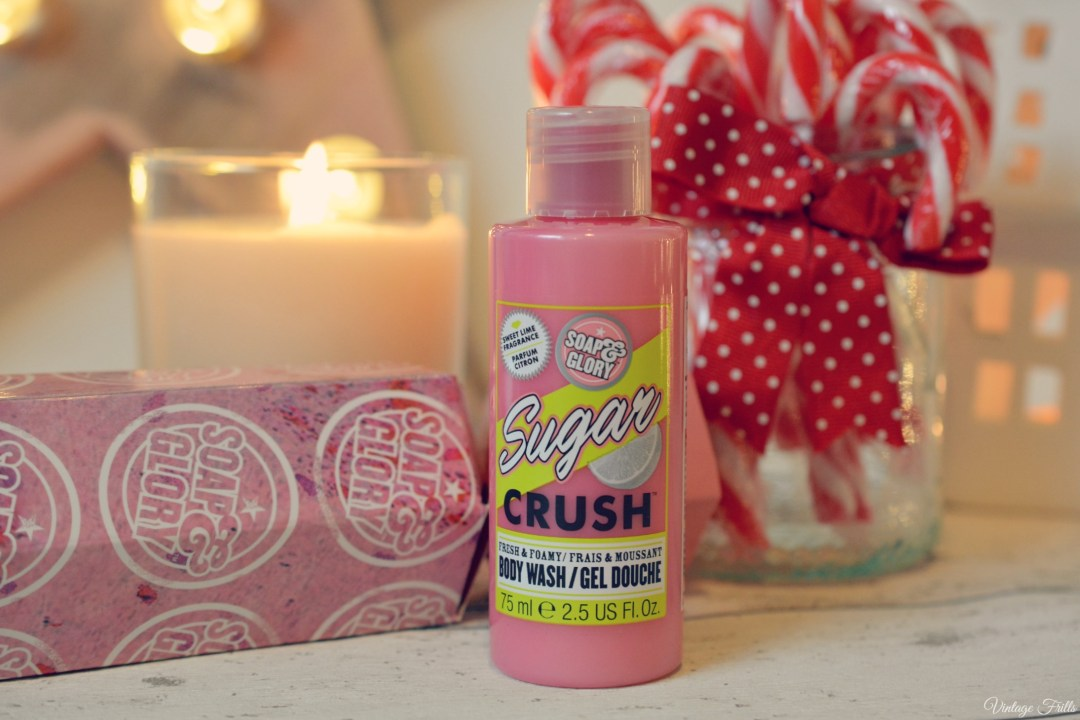 Soap and glory Sugar Crush Christmas Gift