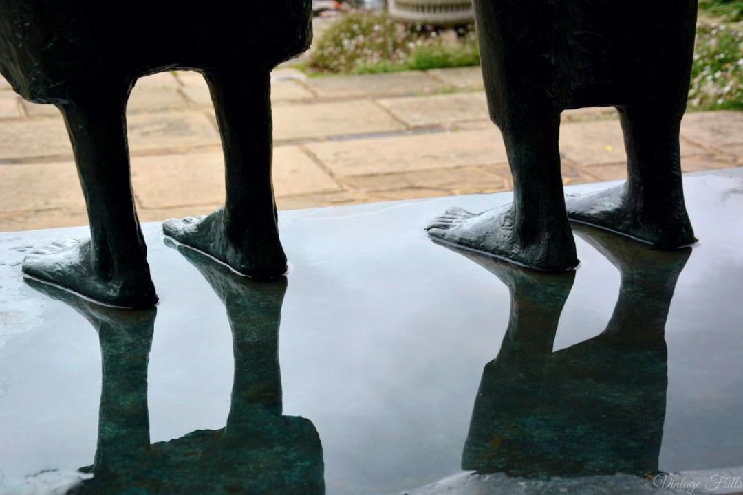 Wisley Statue