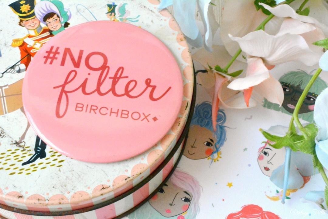 Birch box January 2016 #NoFilter mirror