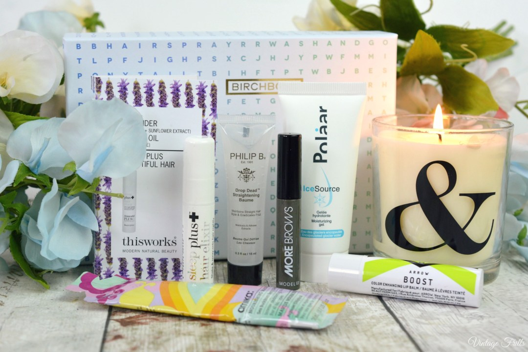 March 2016 Birchbox Contents and Review