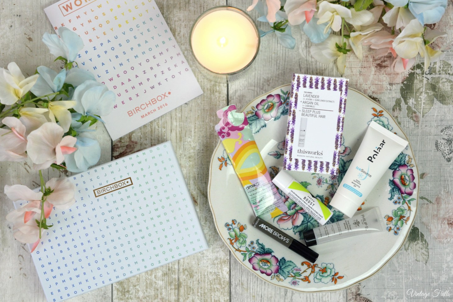 March 2016 Birchbox Review