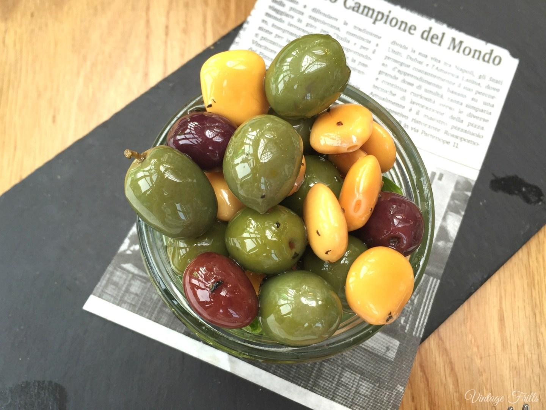Rossopomodoro Olives