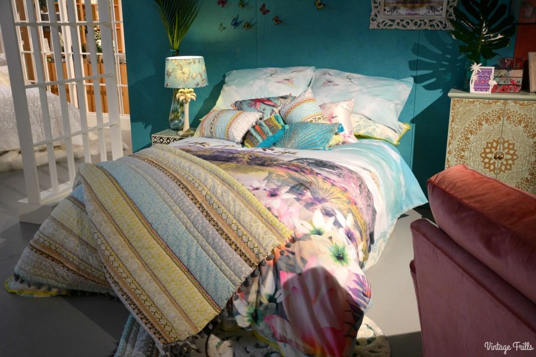 Exotic Tropical Bedroom Debenhams