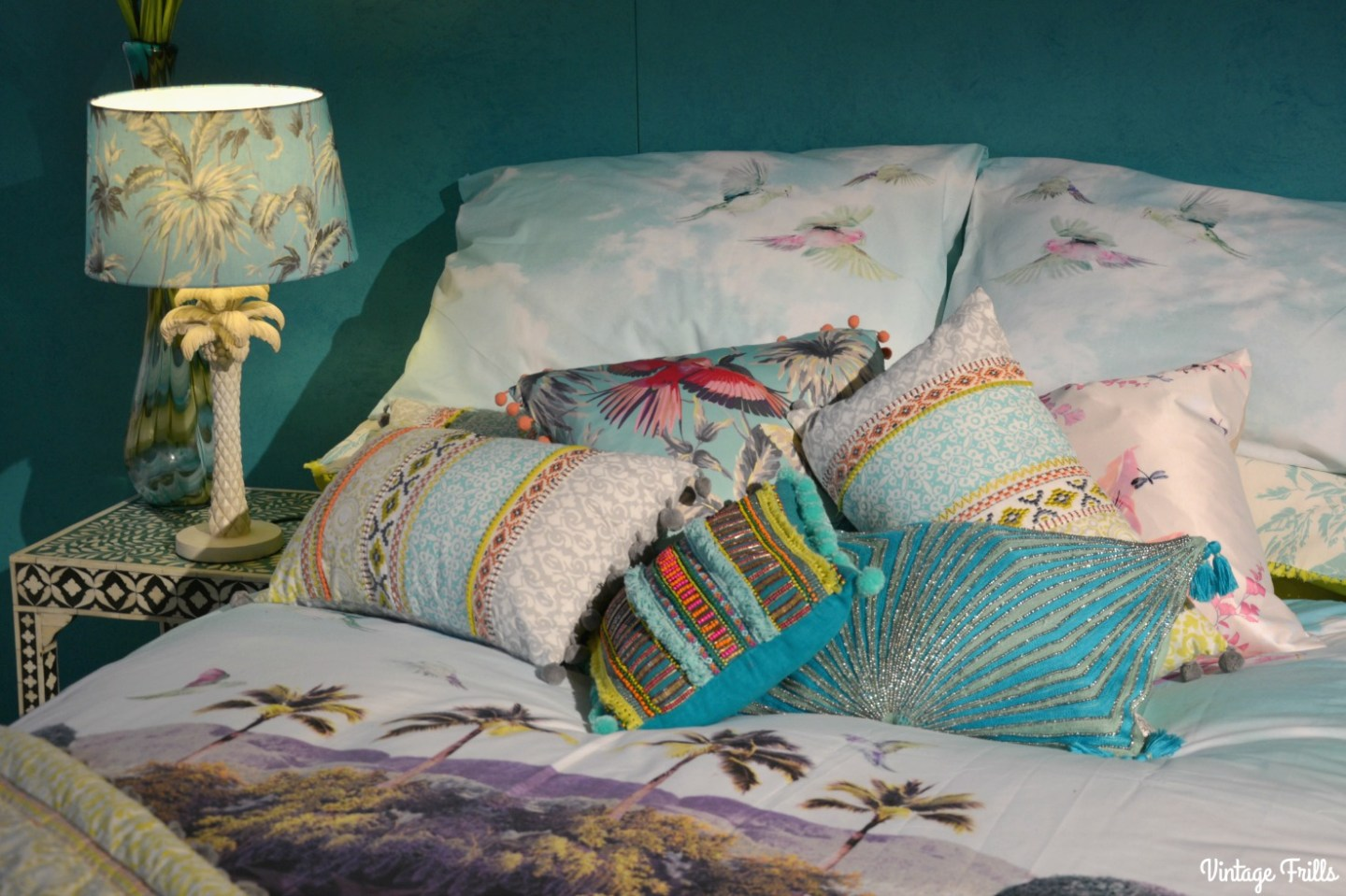 Exotic Tropical Inspired Textiles Debenhams