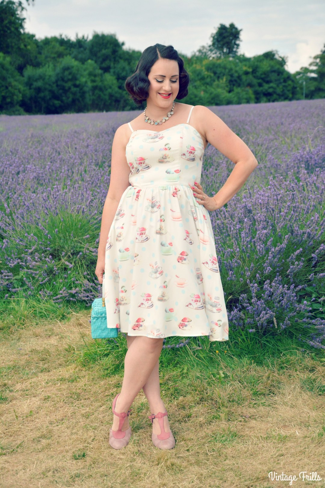 House of Fraser Yumi Macaron Dress Review
