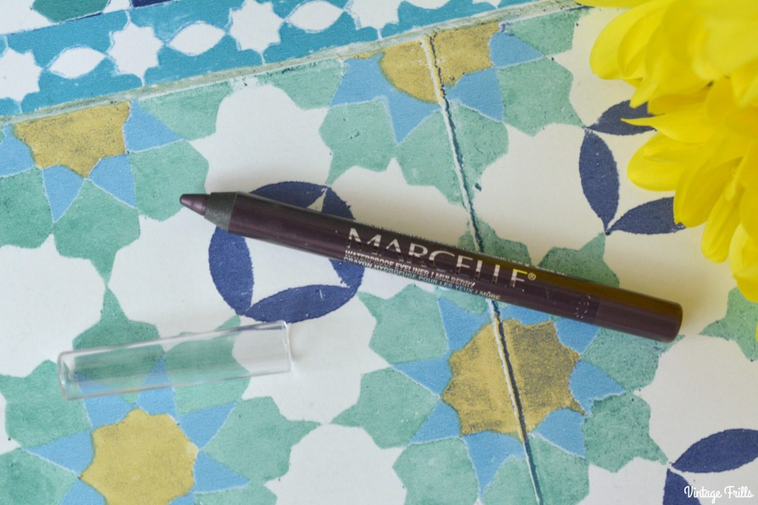 August Birchbox Marcelle Liner