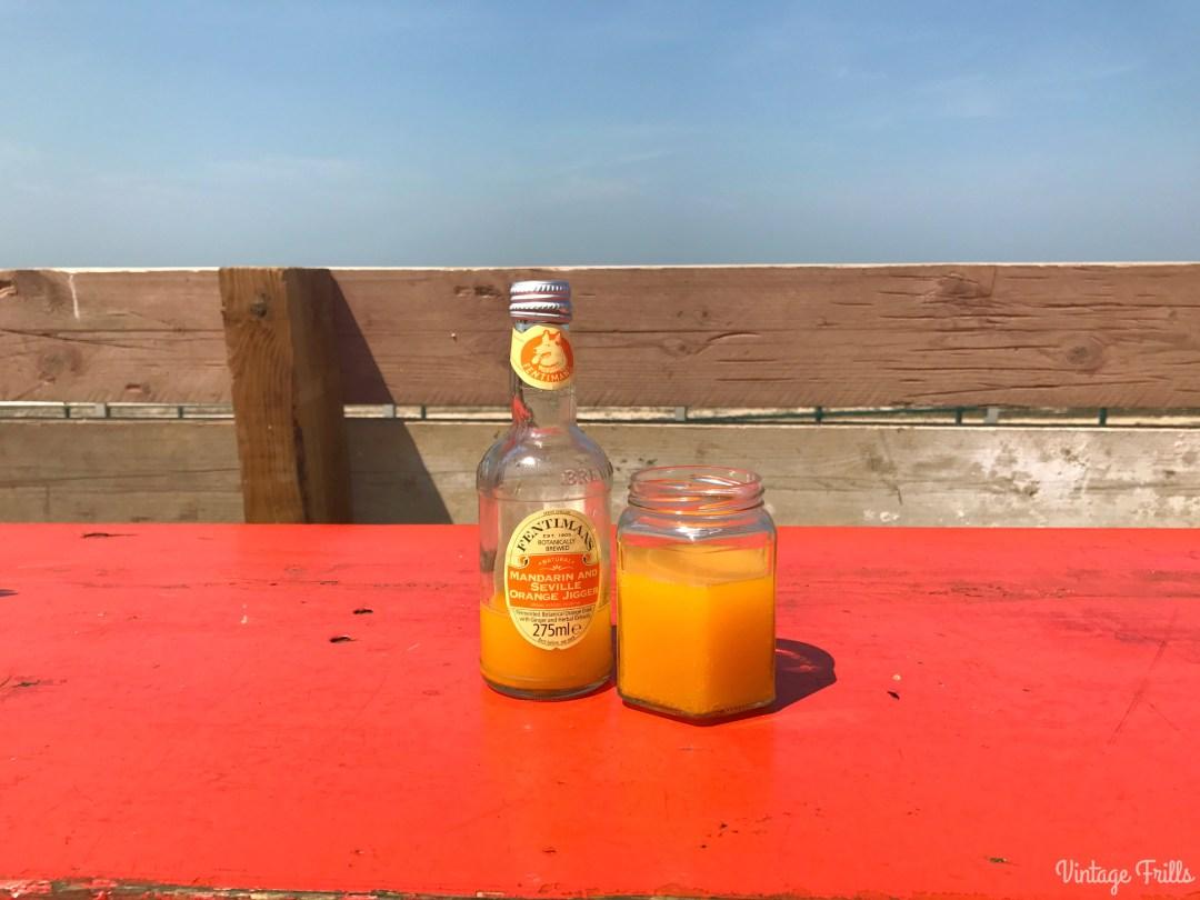 Fentimans Mandarin and Seville Orange Jigger
