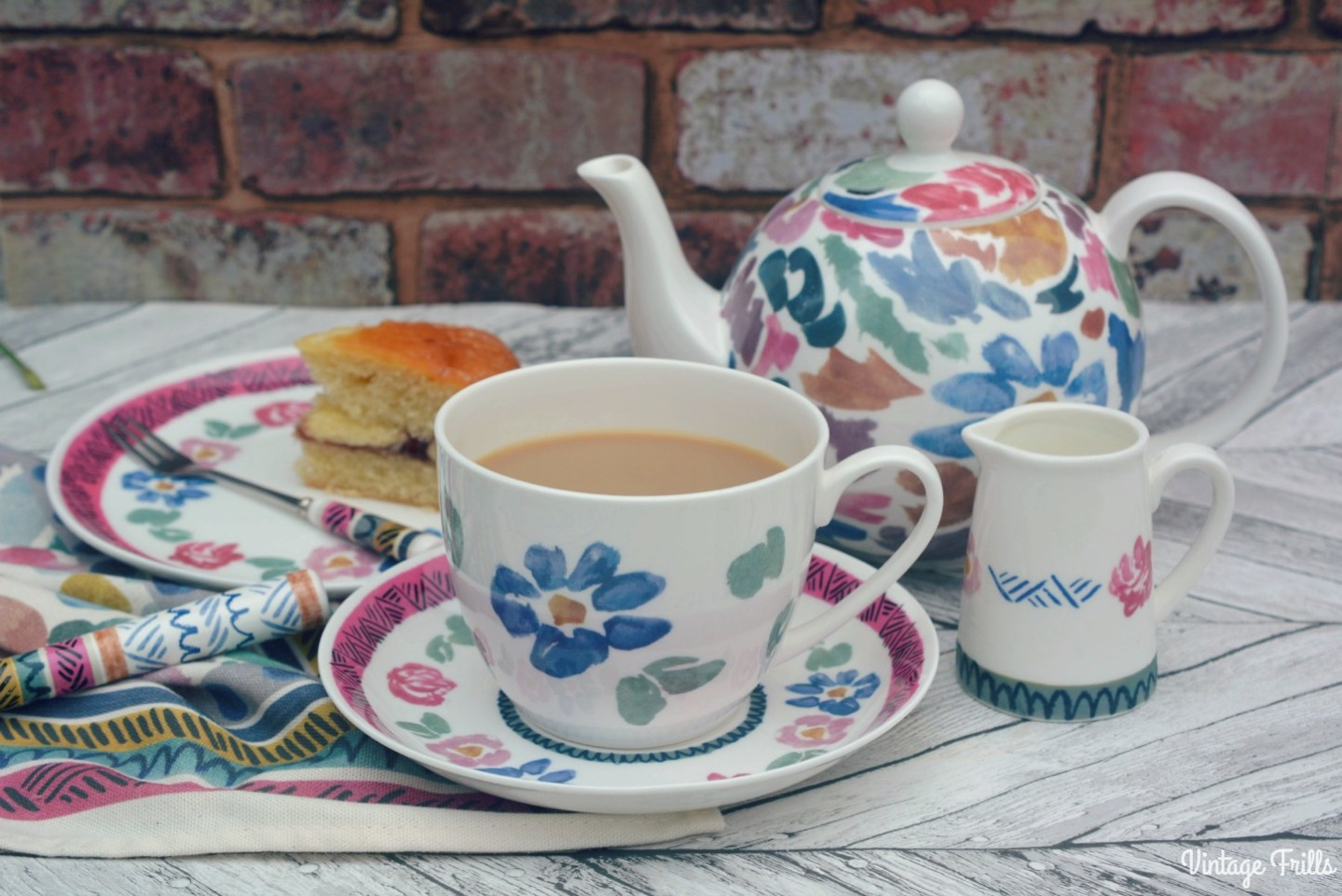 Tea and Cake with the Bloomsbury Group