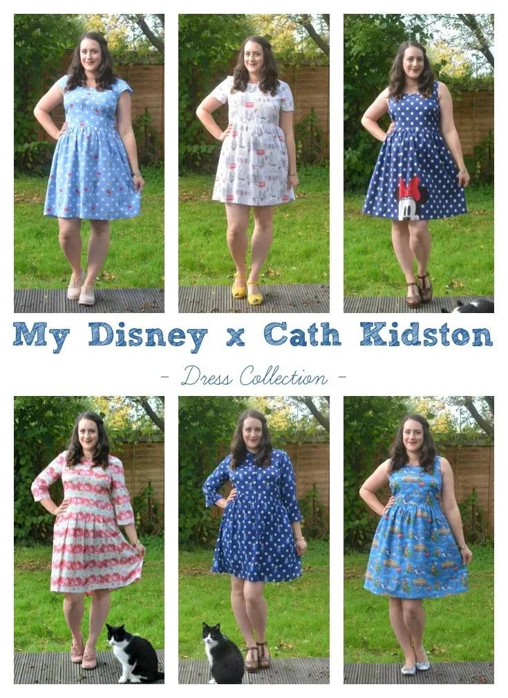 Disney x Cath Kidston Dresses The Story So Far