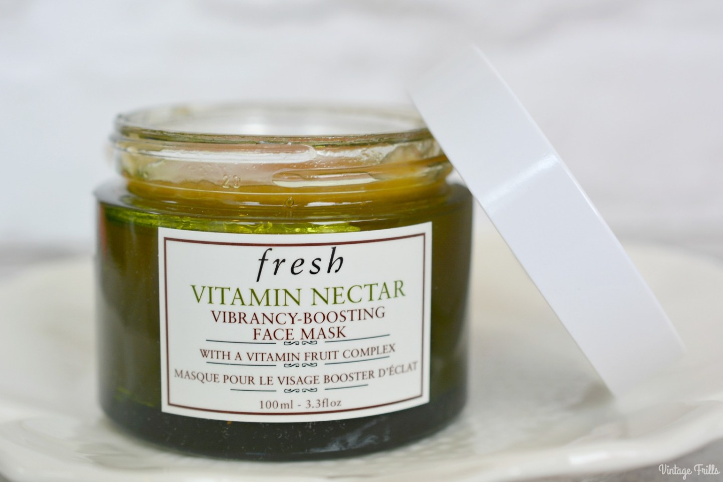 February 2018 Beauty Favourites | Fresh Vitamin Nectar Face Mask