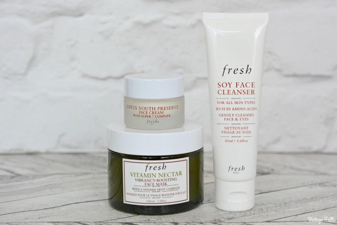 February 2018 Beauty Favourites | Fresh Cosmetics
