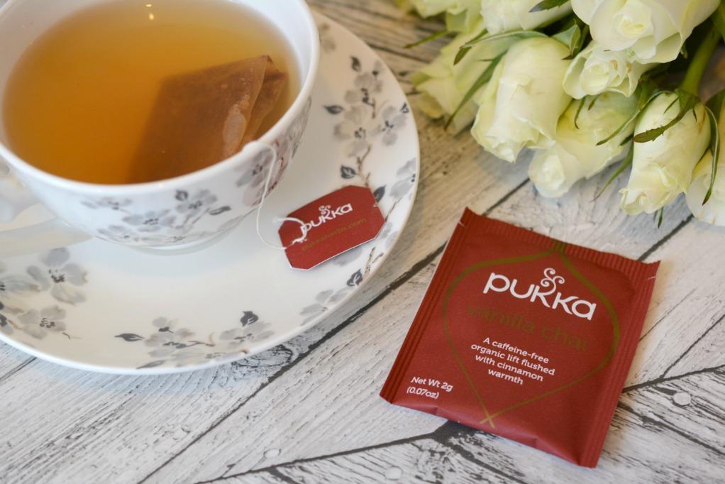 Favourite Tea   Pukka Vanilla Chai