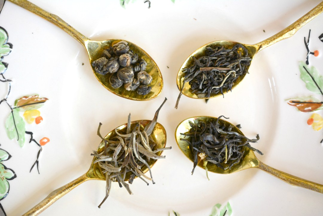 From A to Tea – A Beginners Guide to the Perfect Cuppa - A Guide to different types of tea - Jasmine Tea