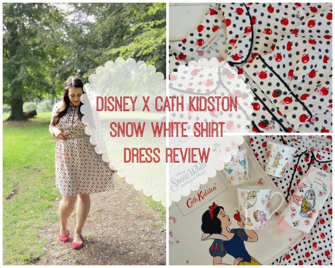 Disney x Cath Kidston | Snow White and the Seven Dwarfs Shirt Dress Review | Vintage Frills