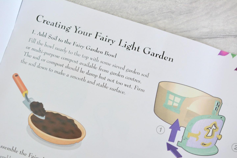A Special Garden for Little Fairies | My Fairy Garden | Fairy Light Garden Review