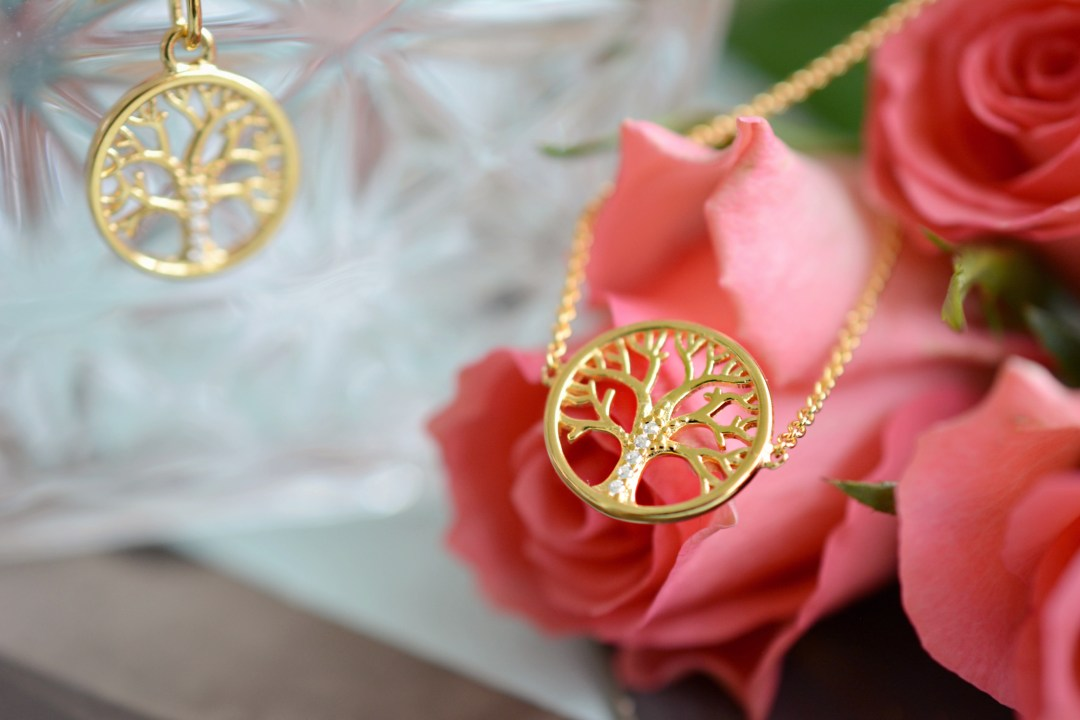 Thomas Sabo Vintage Inspired tree of Love Jewellery Collection
