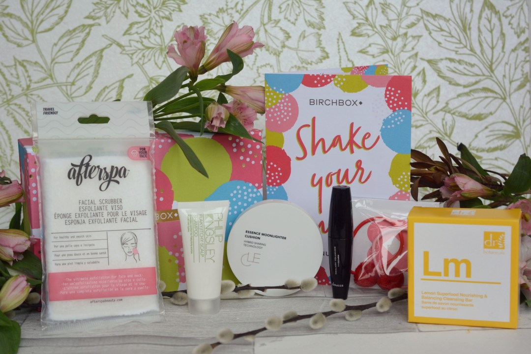 January Birchbox Review 2019 | Vintage Frills