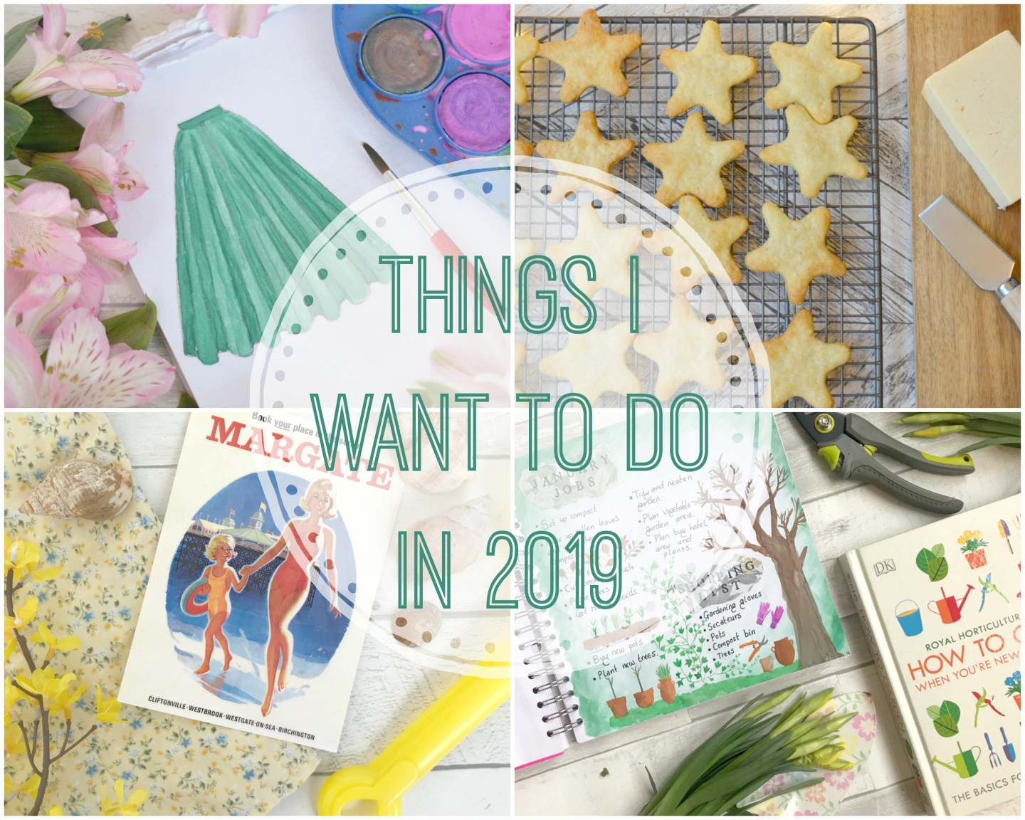 Things I Want to Do in 2019