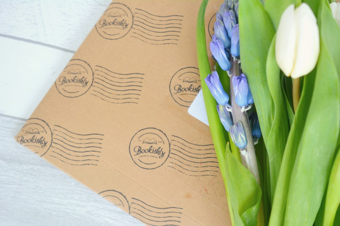 A Monthly Vintage Book and Tea Subscription Box from Bookishly and uOpen review   Vintage Frills