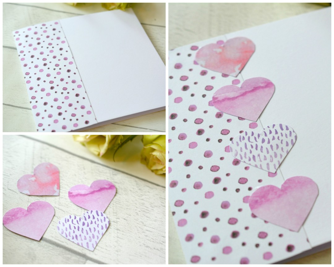 5 Easy Home Made Valentines and Galentines Cards DIY