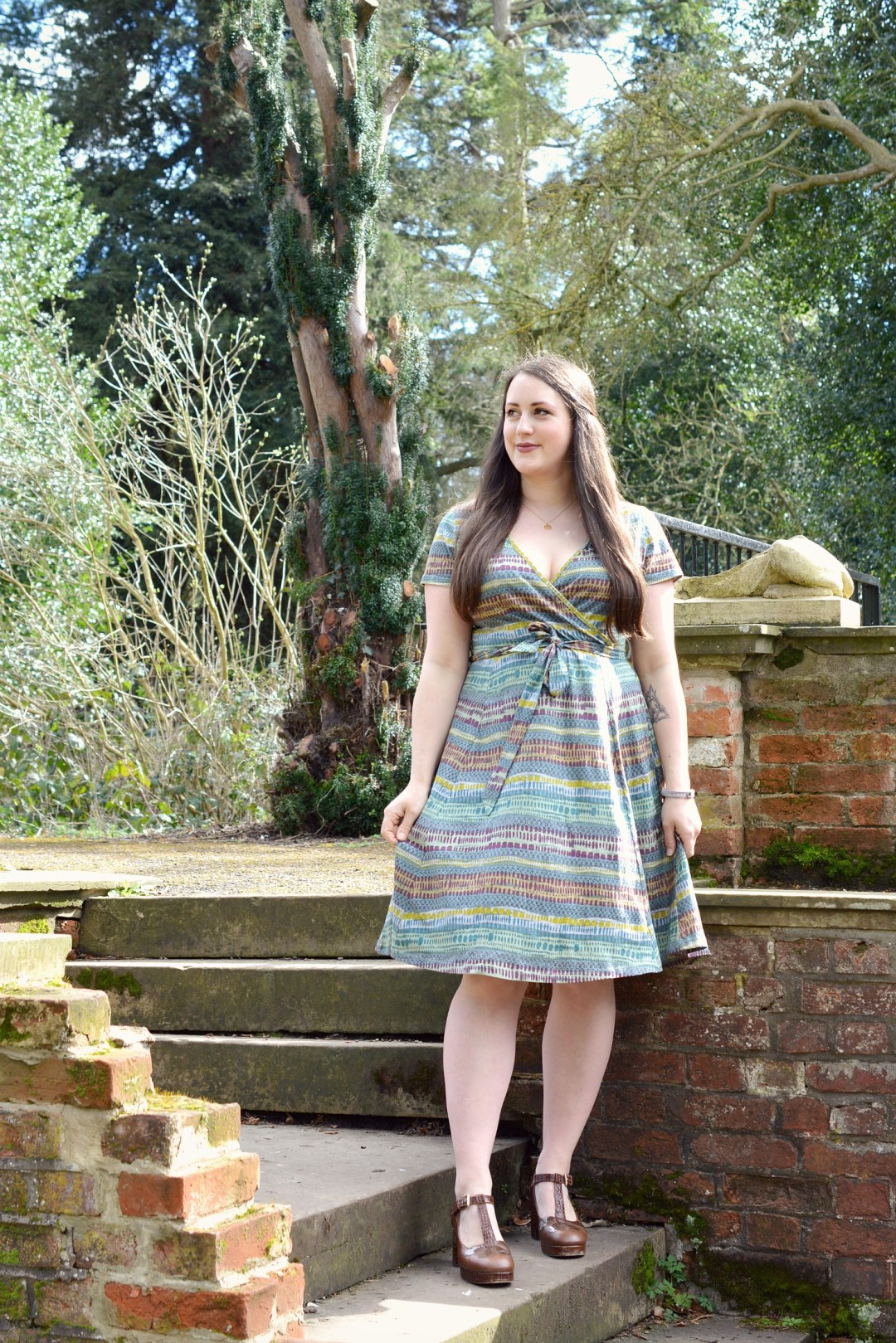 An Organic Fair Trade Dress for Summer from Nomads Clothing