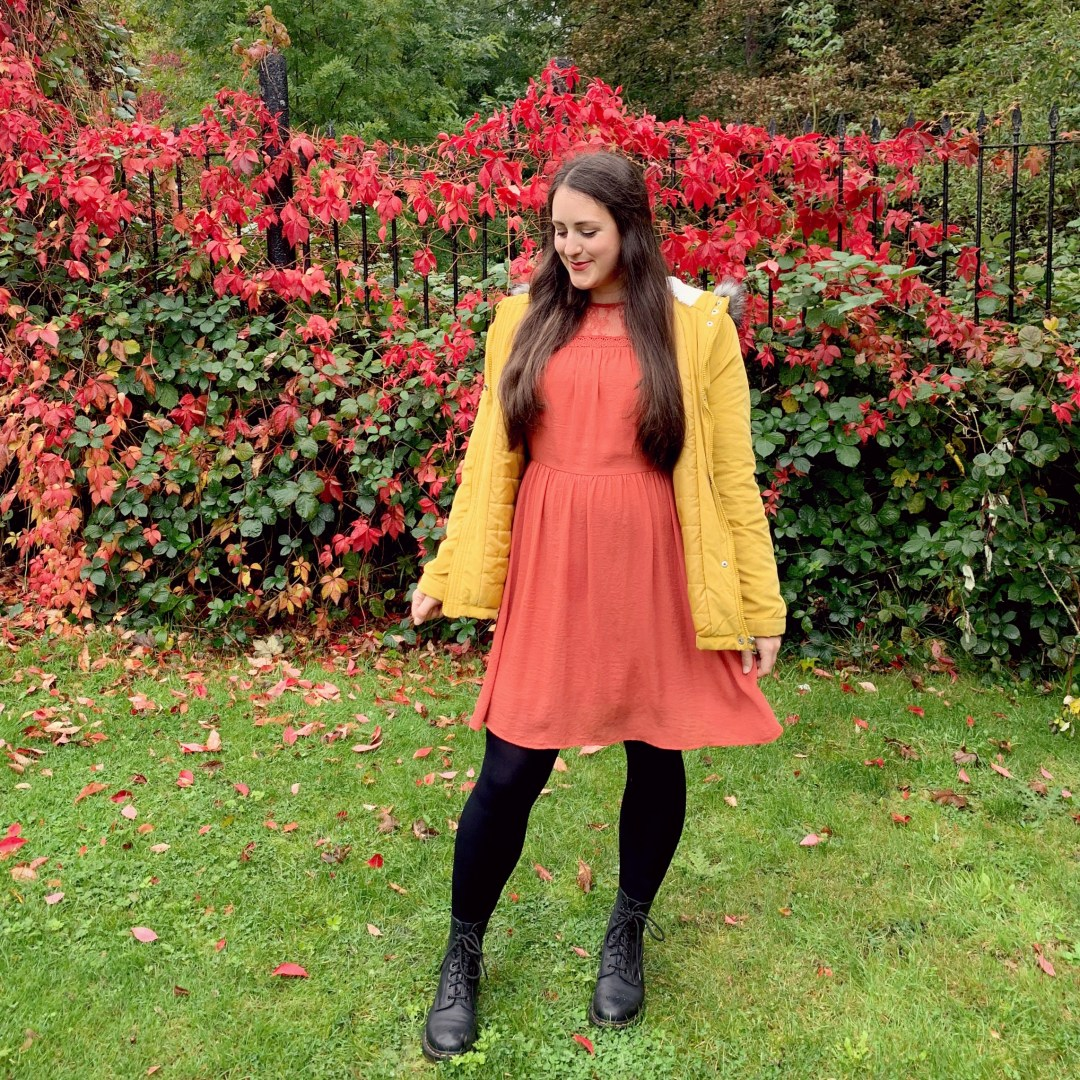 My Everyday Autumn Outfits | Vintage Frills