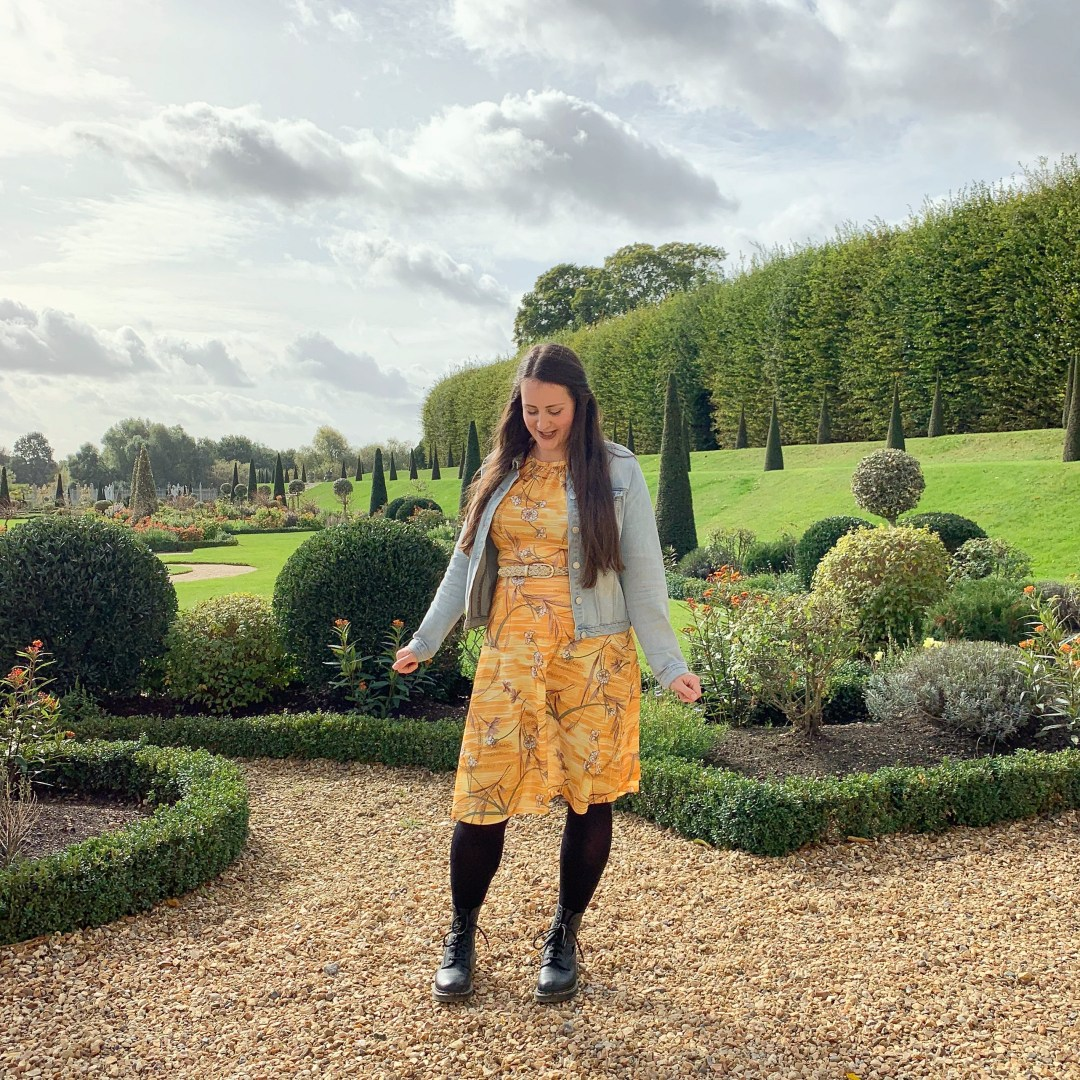 My Everyday Autumn Outfits   Vintage Frills