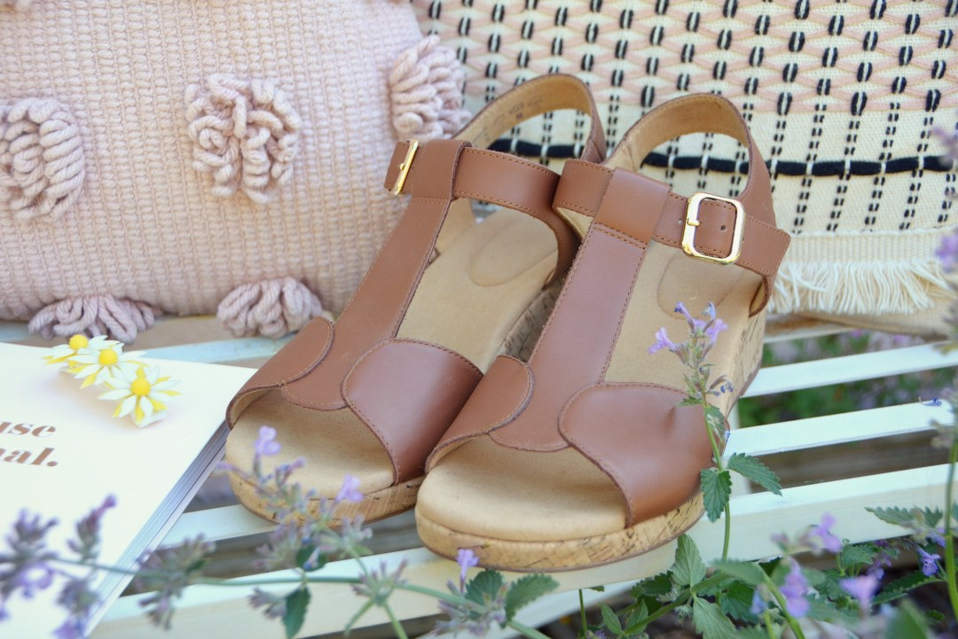 Lovely Wedges for Every Summer Outfit | Hotter Martinique Wedge Review