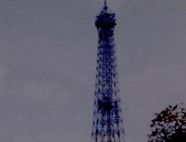 Scenes from a film made by an amateur film maker in Paris in 1969