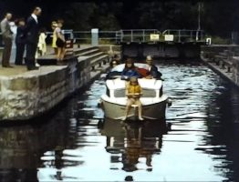 A still image from a trip to Windsor and Eton in 1965
